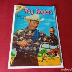 Tebeos: ROY ROGERS Nº 198 -NOVARO -EXCELENTE ESTADO. Lote 246139630