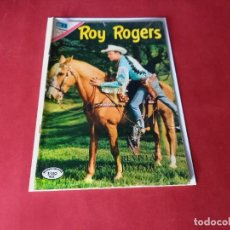 Tebeos: ROY ROGERS Nº 208 -NOVARO -EXCELENTE ESTADO. Lote 246139785