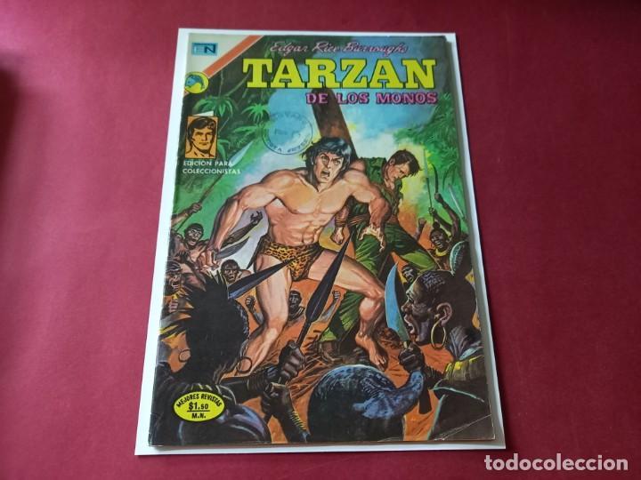 TARZAN Nº 326 - IMPECABLE ESTADO-IMPECCABLE CONDITION (Tebeos y Comics - Novaro - Tarzán)