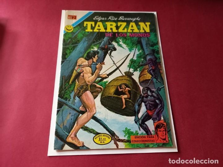 TARZAN Nº 315 - IMPECABLE ESTADO-IMPECCABLE CONDITION (Tebeos y Comics - Novaro - Tarzán)