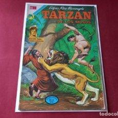 Tebeos: TARZAN Nº 327 - IMPECABLE ESTADO-IMPECCABLE CONDITION. Lote 246522575