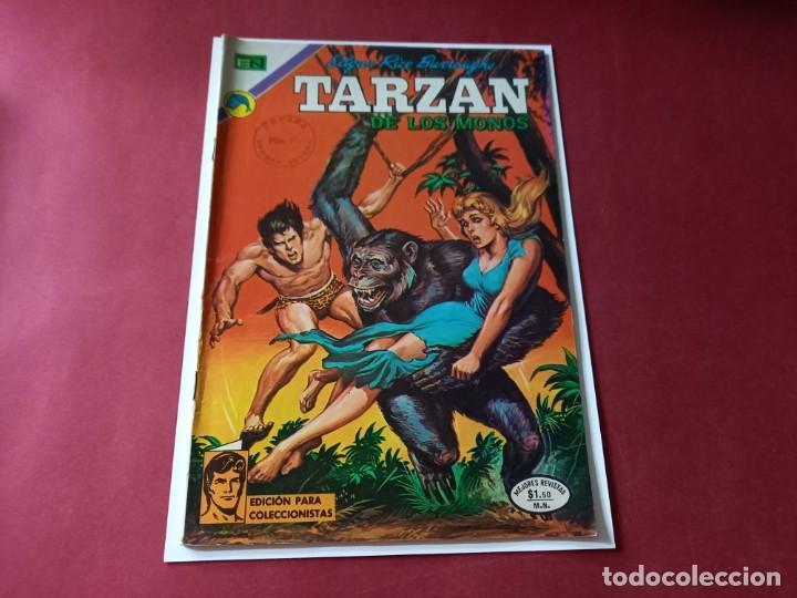 TARZAN Nº 325 - IMPECABLE ESTADO-IMPECCABLE CONDITION (Tebeos y Comics - Novaro - Tarzán)