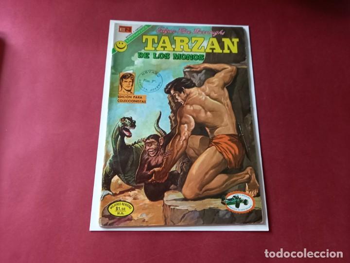 TARZAN Nº 302 - IMPECABLE ESTADO-IMPECCABLE CONDITION (Tebeos y Comics - Novaro - Tarzán)