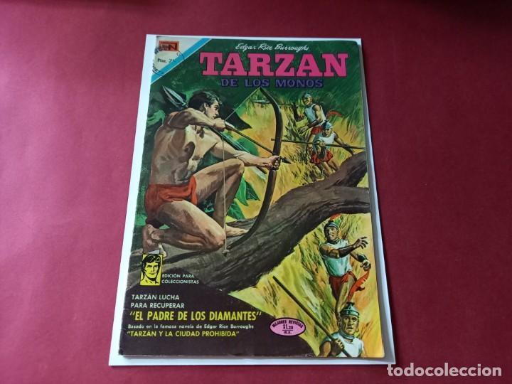 TARZAN Nº 280 - IMPECABLE ESTADO-IMPECCABLE CONDITION (Tebeos y Comics - Novaro - Tarzán)