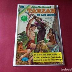 Tebeos: TARZAN Nº 265 - IMPECABLE ESTADO-IMPECCABLE CONDITION. Lote 246523980