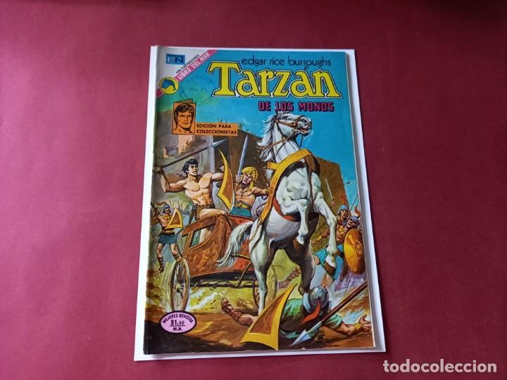 TARZAN Nº 341 - IMPECABLE ESTADO-IMPECCABLE CONDITION (Tebeos y Comics - Novaro - Tarzán)