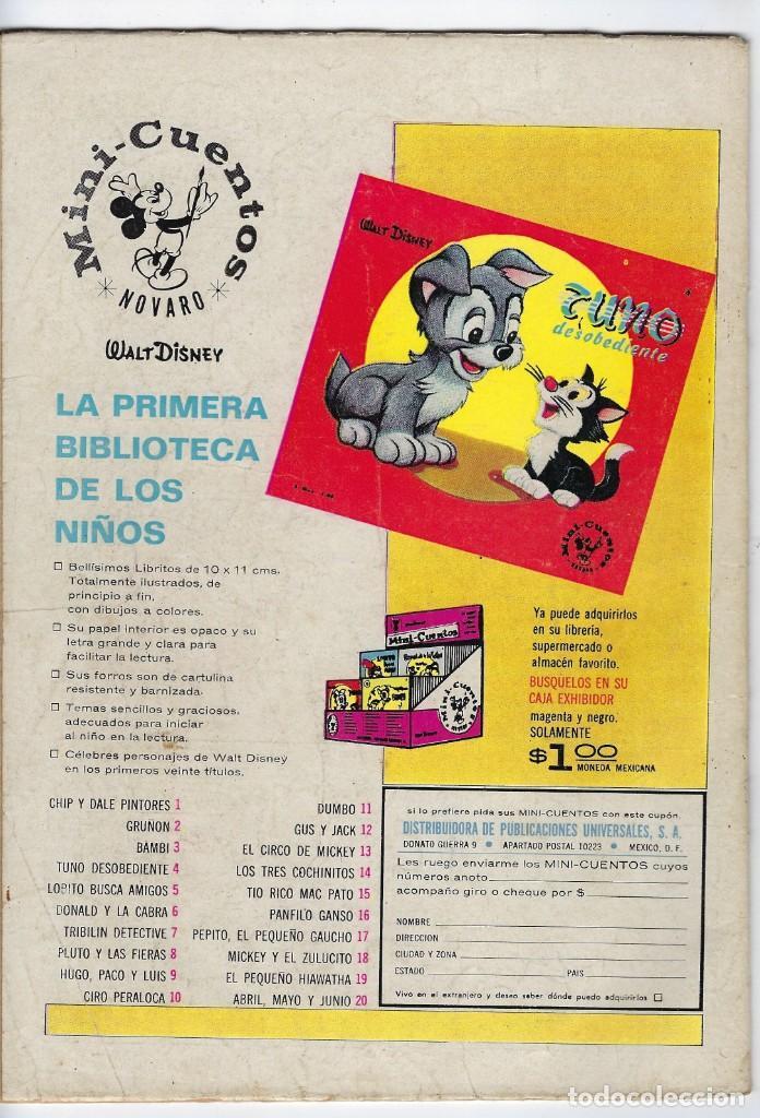 Tebeos: PORKY Y SUS AMIGOS - AÑO XIV - Nº 164 - MAYO 1º DE 1965 *** EDITORIAL NOVARO MÉXICO *** - Foto 2 - 246634500