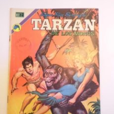 Tebeos: TARZAN DE LOS MONOS NUM. 325 - ED NOVARO - 1972. Lote 246645185