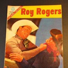 Tebeos: ROY ROGERS (1952, EMSA / SEA / NOVARO) 169 · IX-1966 · ROY ROGERS. Lote 246693205
