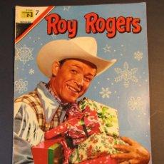 Tebeos: ROY ROGERS (1952, EMSA / SEA / NOVARO) 184 · XII-1967 · ROY ROGERS. Lote 246693630