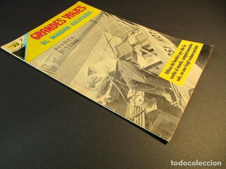 Tebeos: GRANDES VIAJES (1963, ER / NOVARO) 60 · I-1968 · GRANDES VIAJES - Foto 2 - 246695235