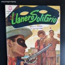 Livros de Banda Desenhada: TEBEO / EL LLANERO SOLITARIO N⁰ 157 NOVARO / SER 1966 OESTE. Lote 246747175