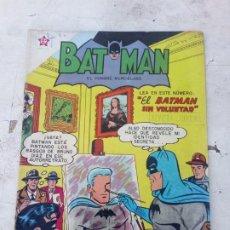 Tebeos: BATMAN Nº 57 NOVARO. Lote 246929380