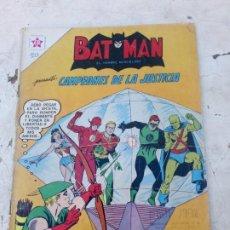 BDs: BATMAN Nº 144 NOVARO MUY DIFÍCIL. Lote 246938905