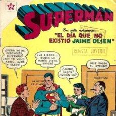 Livros de Banda Desenhada: SUPERMAN Nº 166. Lote 246991625