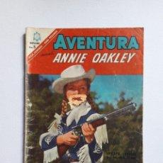 Tebeos: AVENTURA Nº 463 - ANNIE OAKLEY - ORIGINAL EDITORIAL NOVARO. Lote 246994970