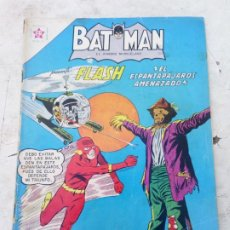 Tebeos: BATMAN Nº 153 NOVARO MUY DIFÍCIL. Lote 247162200
