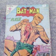 Tebeos: BATMAN Nº 180 NOVARO DIFÍCIL. Lote 247175755