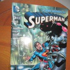 Tebeos: SUPERMAN EL NUEVO UNIVERSO DC COMICS Nº 3 - BATALLA CON BRAINLAC - POR EL FUTURO DE METROPOLIS. Lote 247209210