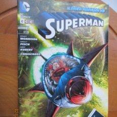 Tebeos: SUPERMAN EL NUEVO UNIVERSO DC COMICS Nº 4 - EMPIEZA ....!OTRA VEZ!. Lote 247209610