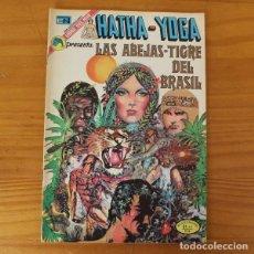 Giornalini: HATHA-YOGA 27 LAS ABEJAS-TIGRE DE BRASIL. NOVARO 1973. Lote 247262125