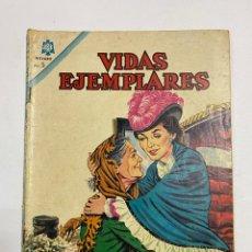 Tebeos: VIDAS EJEMPLARES. Nº 186. SANTA MICAELA. EDITORIAL NOVARO.. Lote 247298700