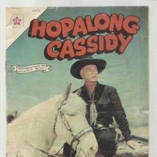 Tebeos: HOPALONG CASSIDY 102, 1963, NOVARO, BUEN ESTADO. COLECCIÓN A.T.. Lote 247459255