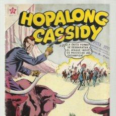 Tebeos: HOPALONG CASSIDY 76, 1960, NOVARO, ENCUADERNACIÓN. COLECCIÓN A.T.. Lote 247459505