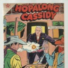 Tebeos: HOPALONG CASSIDY 44, 1958, NOVARO, ENCUADERNACIÓN. COLECCIÓN A.T.. Lote 247460010