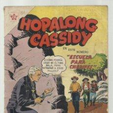 Tebeos: HOPALONG CASSIDY 36, 1957, NOVARO. COLECCIÓN A.T.. Lote 247460205
