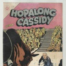Tebeos: HOPALONG CASSIDY 35, 1957, NOVAR, BUEN ESTADO. COLECCIÓN A.T.. Lote 247460350