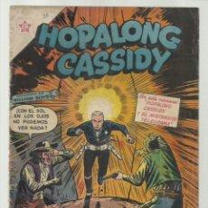 Tebeos: HOPALONG CASSIDY 28, 1956, NOVARO. COLECCIÓN A.T.. Lote 247460480