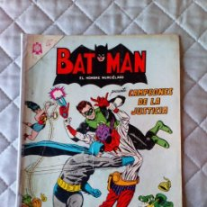 Tebeos: BATMAN Nº 285 NOVARO MUY DIFÍCIL. Lote 247577270