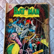 Tebeos: BATMAN Nº 333 NOVARO DIFÍCIL. Lote 247579840
