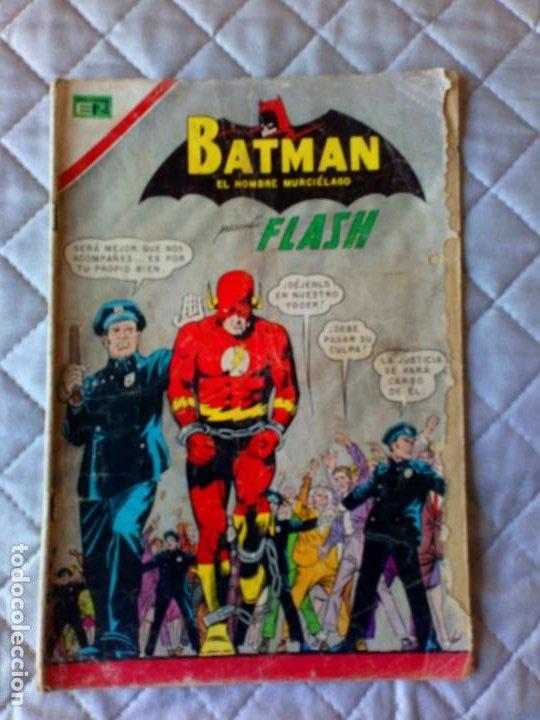 BATMAN Nº 396 NOVARO MUY DIFÍCIL (Tebeos y Comics - Novaro - Batman)