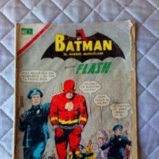 Tebeos: BATMAN Nº 396 NOVARO MUY DIFÍCIL. Lote 247586865