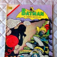 Tebeos: BATMAN Nº 401 NOVARO DIFÍCIL. Lote 247589650