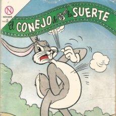 Tebeos: TEBEO COMIC BUCS EL CONEJO DE LA SUERTE ED NOVARO Nº 191 AÑO 1964. Lote 247650890