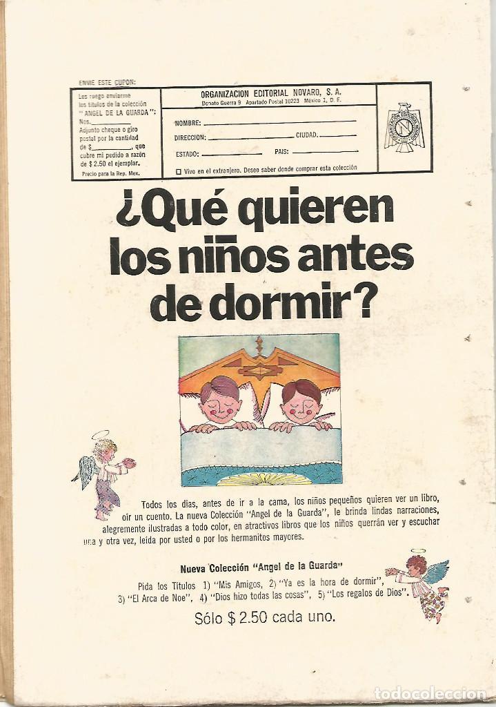 Tebeos: TEBEO COMIC BUCS EL CONEJO DE LA SUERTE ED NOVARO Nº 239 AÑO 1964 - Foto 2 - 247651395