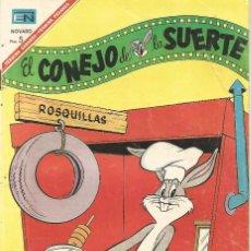 Livros de Banda Desenhada: TEBEO COMIC BUCS EL CONEJO DE LA SUERTE ED NOVARO Nº 270 AÑO 1967. Lote 247651580