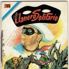 Tebeos: EL LLANERO Nº 299 (SERIE ÁGUILA) NOVARO 1977. Lote 248155545