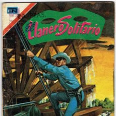 Tebeos: EL LLANERO Nº 407 (SERIE ÁGUILA) NOVARO 1978. Lote 248156175