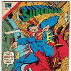 BDs: SUPERMAN Nº 1192 (SERIE ÁGUILA) NOVARO 1979. Lote 248162030