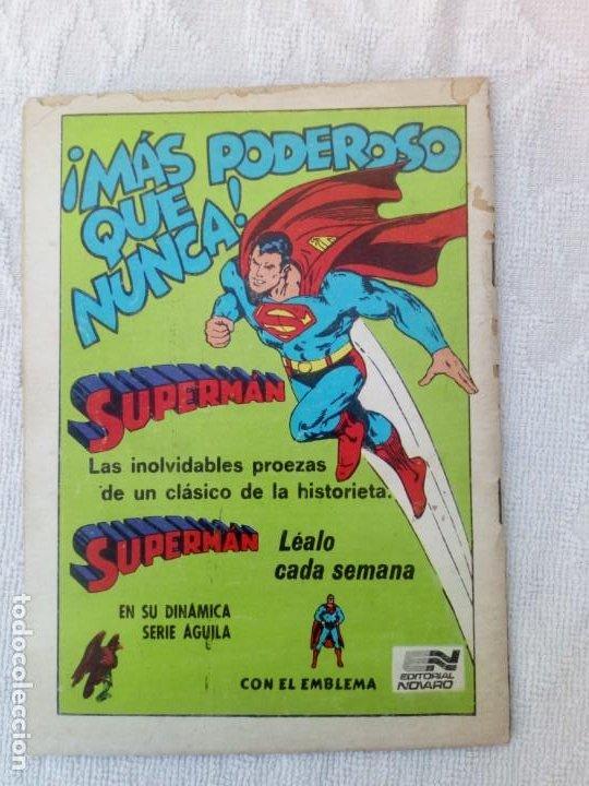Tebeos: Batman Nº 1191 Serie Águila NOVARO MUY DIFÍCIL - Foto 2 - 248234255