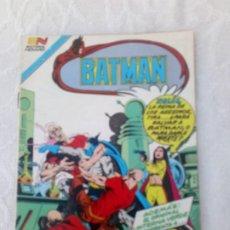 Tebeos: BATMAN Nº 1177 SERIE ÁGUILA NOVARO MUY DIFÍCIL. Lote 248242530