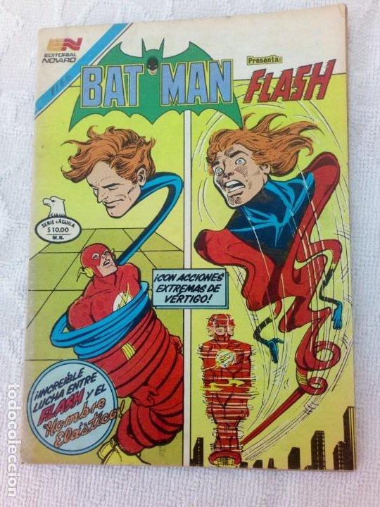 BATMAN Nº 1166 SERIE ÁGUILA NOVARO MUY DIFÍCIL (Tebeos y Comics - Novaro - Batman)