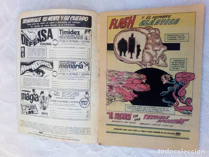 Tebeos: Batman Nº 1166 Serie Águila NOVARO MUY DIFÍCIL - Foto 3 - 248246415