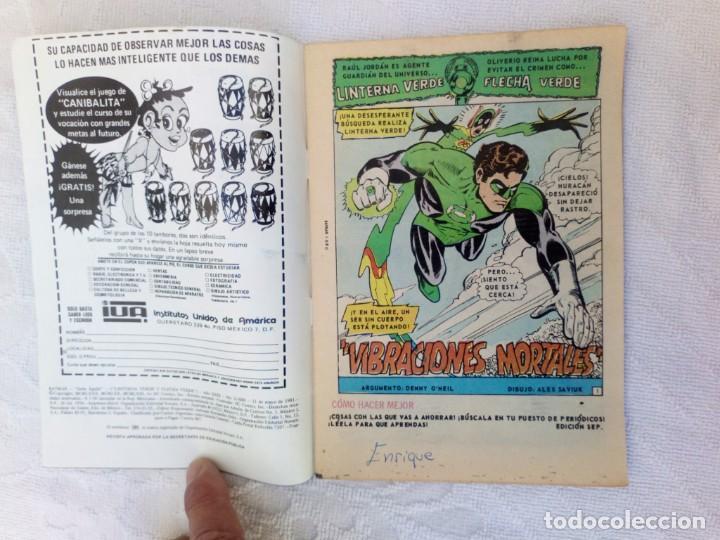 Tebeos: Batman Nº 1080 Serie Águila NOVARO - Foto 3 - 248257840