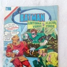 Tebeos: BATMAN Nº 1068 SERIE ÁGUILA NOVARO DIFÍCIL. Lote 248261765