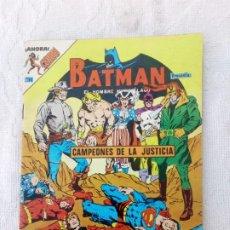 Tebeos: BATMAN Nº 1030 SERIE ÁGUILA NOVARO DIFÍCIL. Lote 248262840